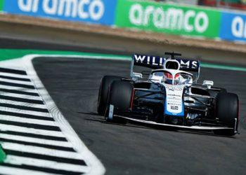 F1 Formula 1 Williams British Grand Prix results practice FP2