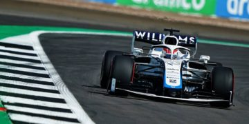 F1 Formula 1 Williams British Grand Prix results practice FP2