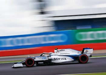 F1 Formula 1 Qualifying Results British Grand Prix