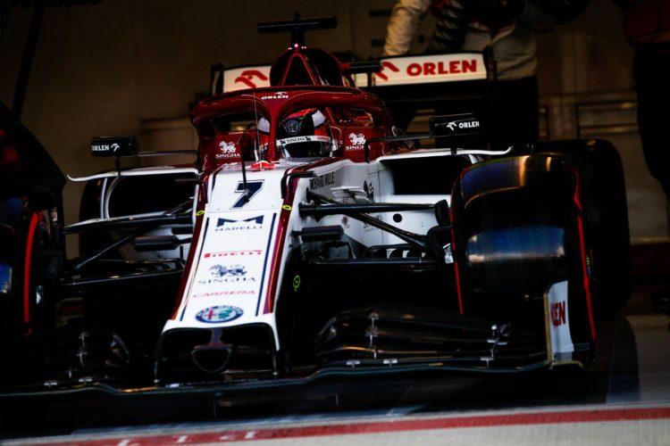 F1 Formula 1 British Grand Prix Alfa Romeo Kimi Raikkonen Antonio Giovinazzi Frederic Vasseur Silverstone