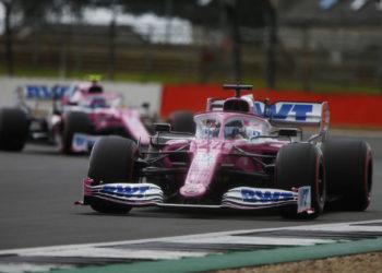 F1 Formula 1 Racing Point Nico Hulkenberg British Grand Prix