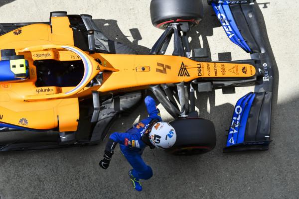 F1 Formula 1 McLaren Lando Norris British Grand Prix
