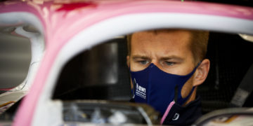 F1 Formula 1 British Grand Prix nico Hulkenberg Racing Point