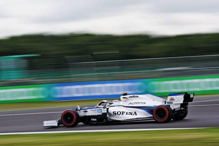 British grand prix results