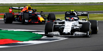 Driver Constructor Standings points Silverstone British Grand Prix Championship