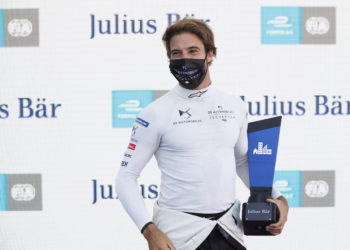 Da Costa on pole as DS Techeetah lock out the front row for Berlin 1
