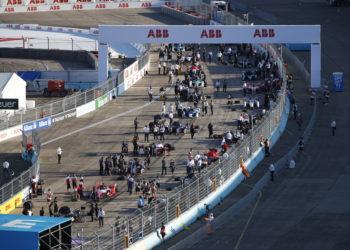 Race results – Berlin E-Prix 2