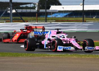 F1 Formula 1 Grand Prix Racing Point Renault