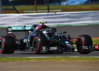 F1 Formula 1 Lewis Hamilton Valtteri Bottas Nico Hulkenberg 70th Anniversary Grand Prix