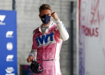 F1 Formula 1 British Grand Prix Nico Hulkenberg Racing Point Silverstone