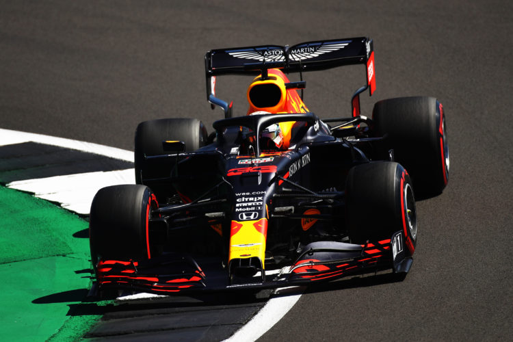 F1 Formula 1 Verstappen British Grand Prix 70th anniversary