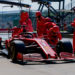 F1 Formula 1 Ferrari Sebastian Vettel British Grand Prix Silverstone