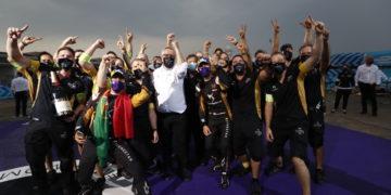 Race results – Berlin E-Prix 4