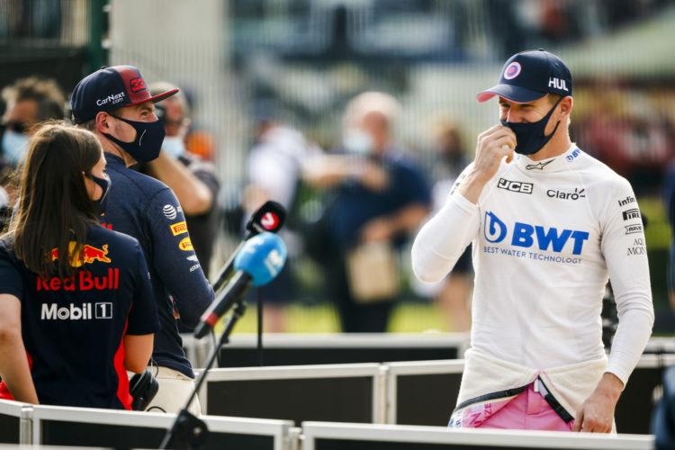 F1 Formula 1 Nico Hulkenberg Ross Brawn