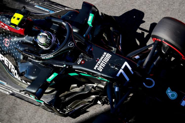 F1 Formula 1 Valtteri Bottas Mercedes British Grand Prix
