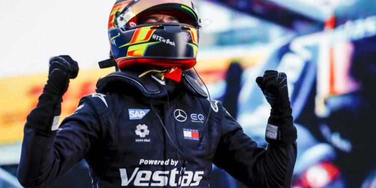 Race results – Berlin E-Prix 6