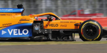 F1 Formula 1 Spanish Grand Prix Carlos Sainz new chassis