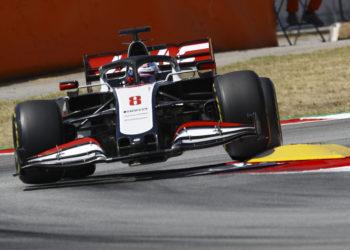 F1 Formula 1 Spanish Grand Prix Haas Romain Grosjean Kevin Magnussen