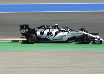 F1 Formula 1 Spanish Grand Prix Pierre Gasly Alpha Tauri Daniil Kvyat