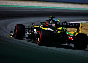 F1 Formula 1 Renault Spanish Grand Prix Esteban Ocon Daniel Ricciardo