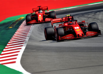 2020 Spanish Grand Prix Results