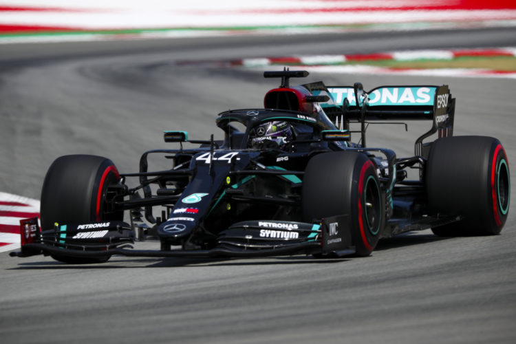 F1 Formula 1 Spanish Grand Prix Lewis Hamilton Valtteri Bottas Max Verstappen Mercedes Red Bull