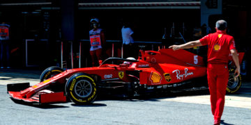 F1 Formula 1 Vettel Ferrari