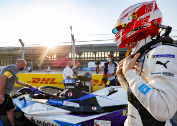 Guenther to remain with BMW for season seven