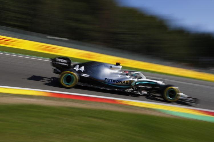 F1 Formula 1 Mercedes Belgian Grand Prix