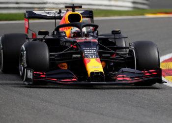 F1 Formula 1 FP1 first practice results Belgian Grand Prix