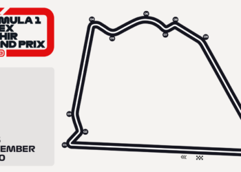 F1 Formula 1 Bahrain grand Prix Sakhir outer