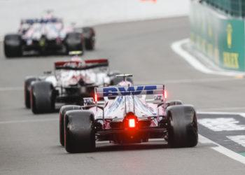 F1 Formula 1 Racing Point Belgian Grand Prix Lance Stroll Sergio Perez