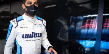 F1 Formula 1 Italian Grand Prix Roy Nissany Williams FP1 George Russell