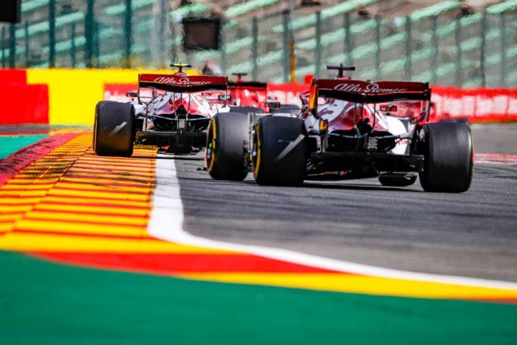 F1 Formula 1 Alfa Romeo Nico Hulkenberg Ralf Schumacher