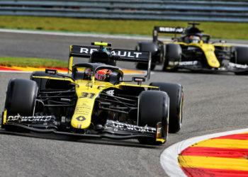 F1 Formula 1 Renault Alpine Group Cyril Abiteboul