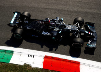 F1 Formula 1 Italian Grand Prix Mercedes Lewis Hamilton practice results