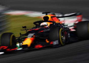F1 Formula 1 Italian Grand Prix Monza practice Red Bull Verstappen Albon