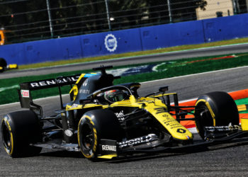 Renault pleased with Friday's efforts despite not recording representative lap times
