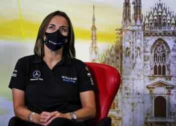 F1 Formula 1 Williams Italian Grand Prix Claire Williams