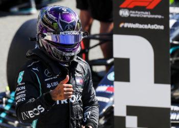 Hamilton nervous after making 'big changes' for quali