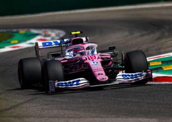 F1 Formula 1 Sergio Perez Racing Point Italian Grand Prix