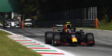 F1 Formula 1 Italian Grand Prix Alex Albon Red Bull Racing Christian Horner