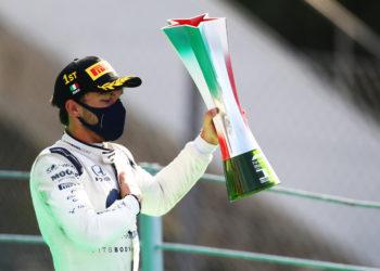 F1 Formula 1 Pierre Gasly Alpha Tauri Red Bull Italian grand Prix