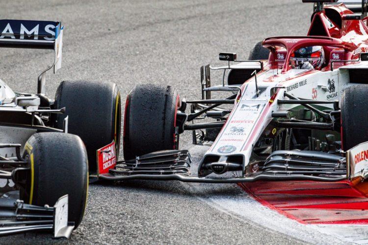F1 Formula 1 Alfa Romeo Kimi Raikkonen italian Grand Prix