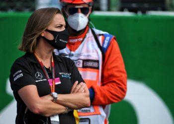 F1 Formula 1 Italian Grand Prix Claire Williams team principal