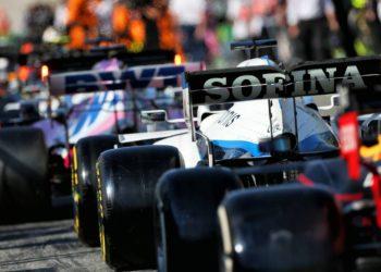 F1 Formula 1 Williams Tuscan Grand Prix Claire Williams Mike O Driscoll Simon Roberts
