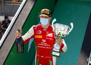 F1 Formula 1 Mick Schumacher Prema Ferrari Alfa Romeo Haas