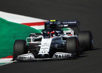 F1 Formula 1 Tuscan Grand Prix Pierre Gasly Alpha Tauri