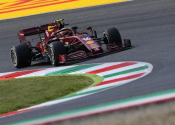 F1 Formula 1 Tuscan Grand Prix Leclerc Ferrari