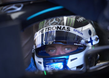 Bottas disappointed as yellow flag ruins final Q3 run
